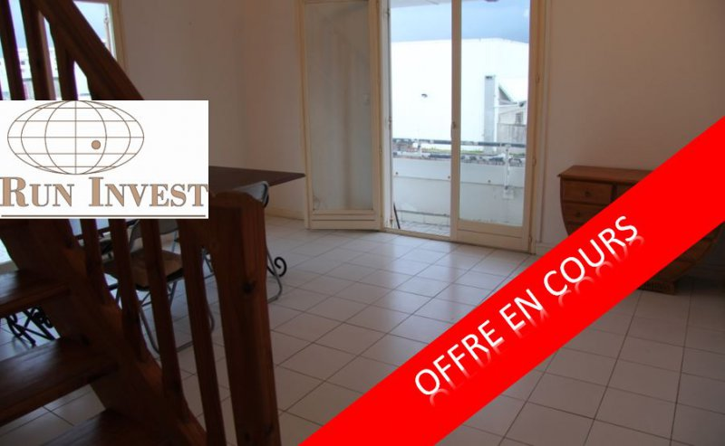 Appartement St Andre, 61 m², 98 000